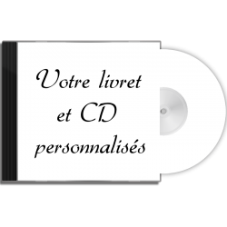 Ensemble CD + livret unique...